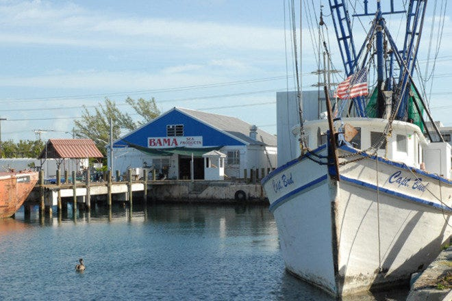 Hogfish Bar and Grill