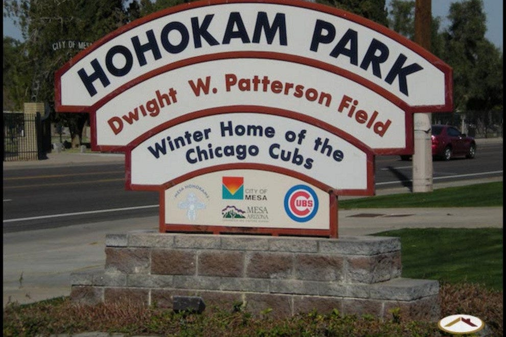 HoHoKam Stadium is March Home of Chicago Cubs