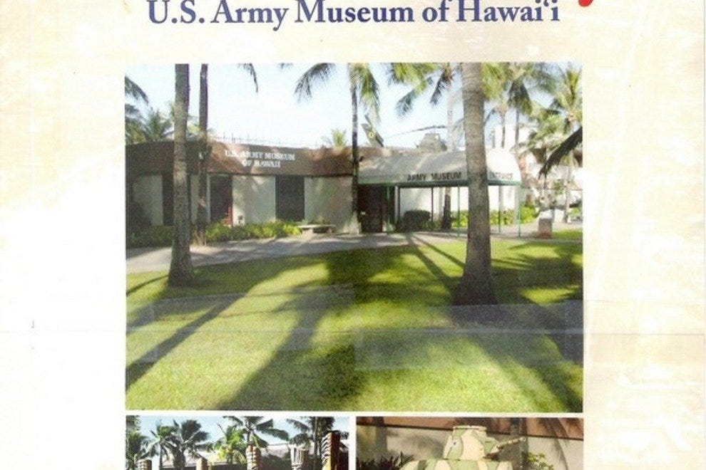 US Army Museum of Hawaii