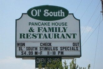 Ol' South Pancake House