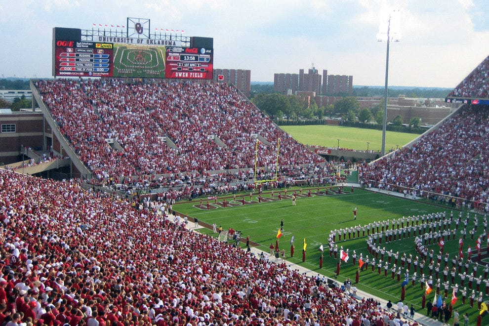 University of Oklahoma football