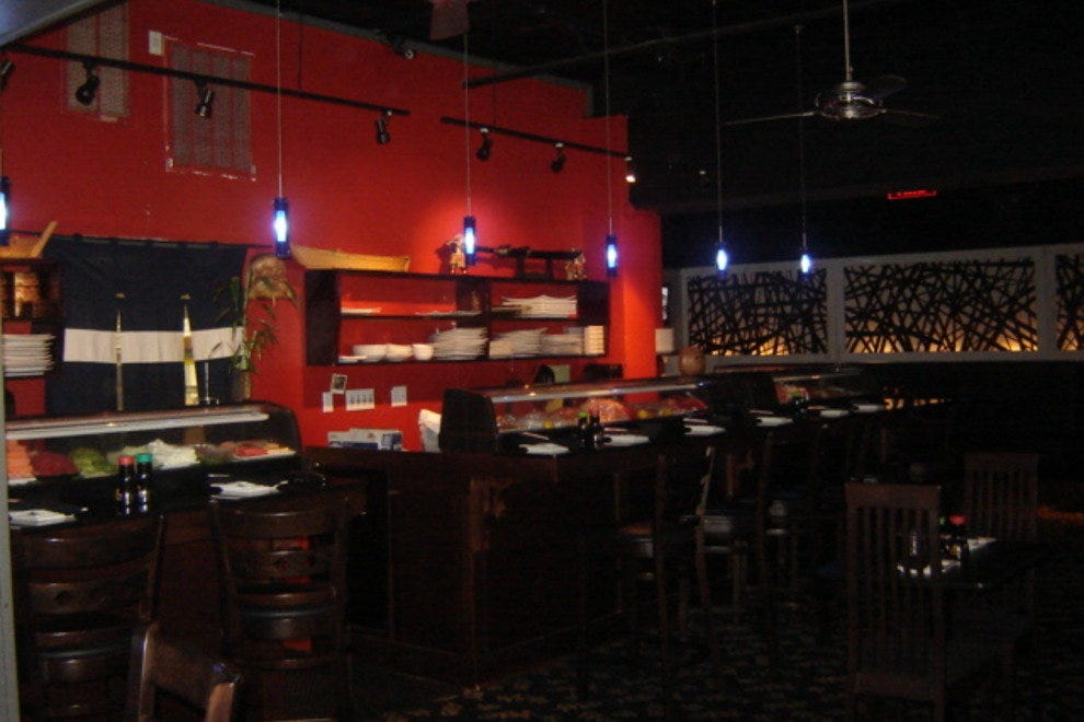 Japanese Restaurants Downtown Greenville Sc