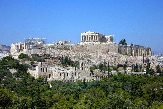Historic Sites in Athens