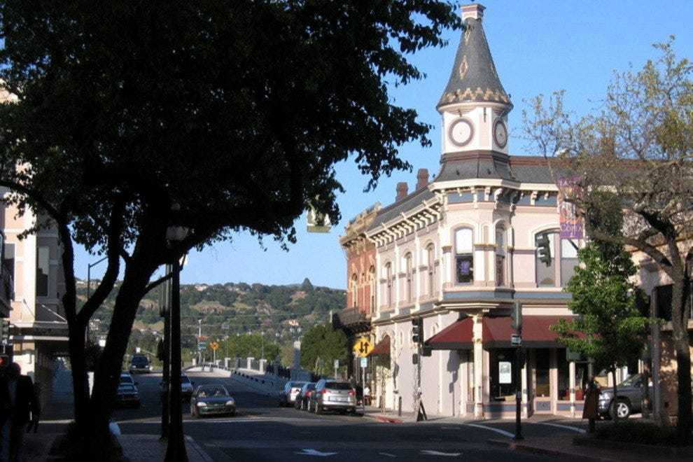 Napa Valley Malls And Shopping Centers 10best Mall Reviews