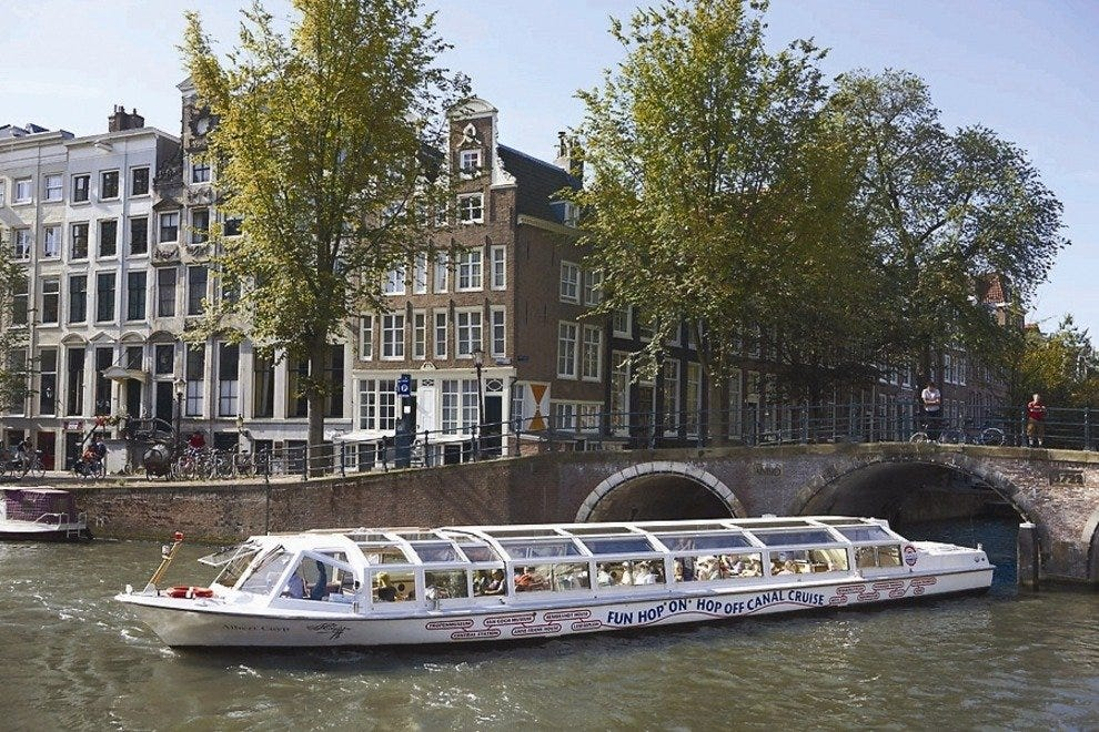 Attractions near Cruise Port: Attractions in Amsterdam