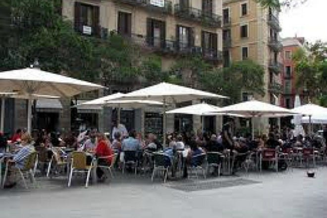 Casual Dining in Barcelona