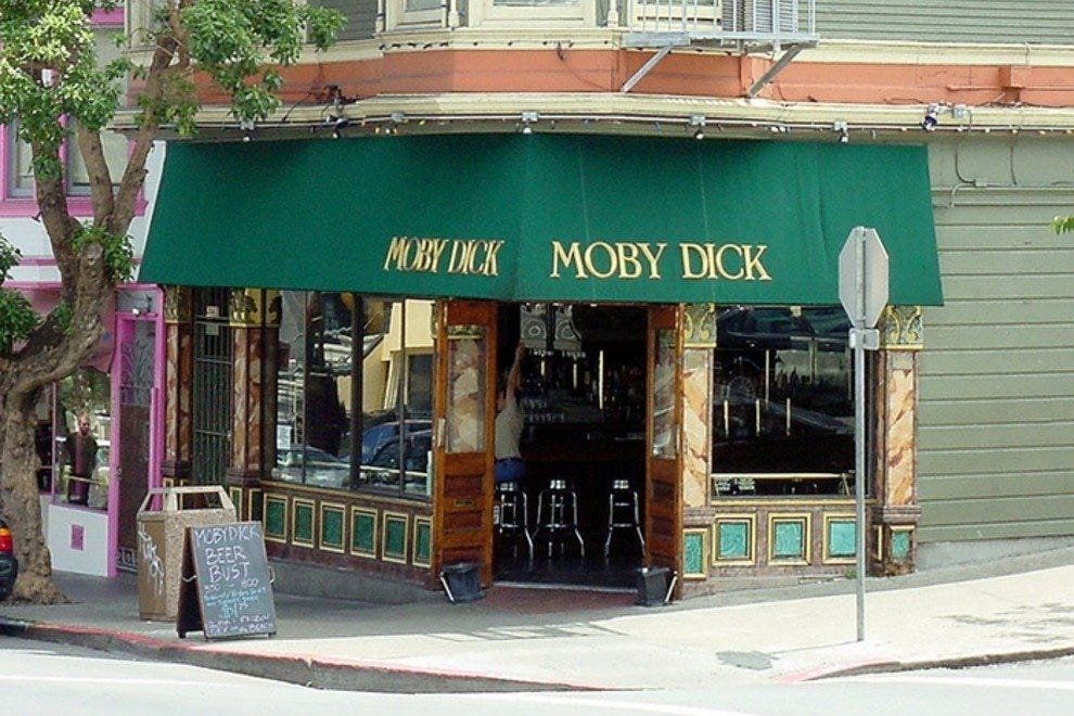 Moby Dick Bar