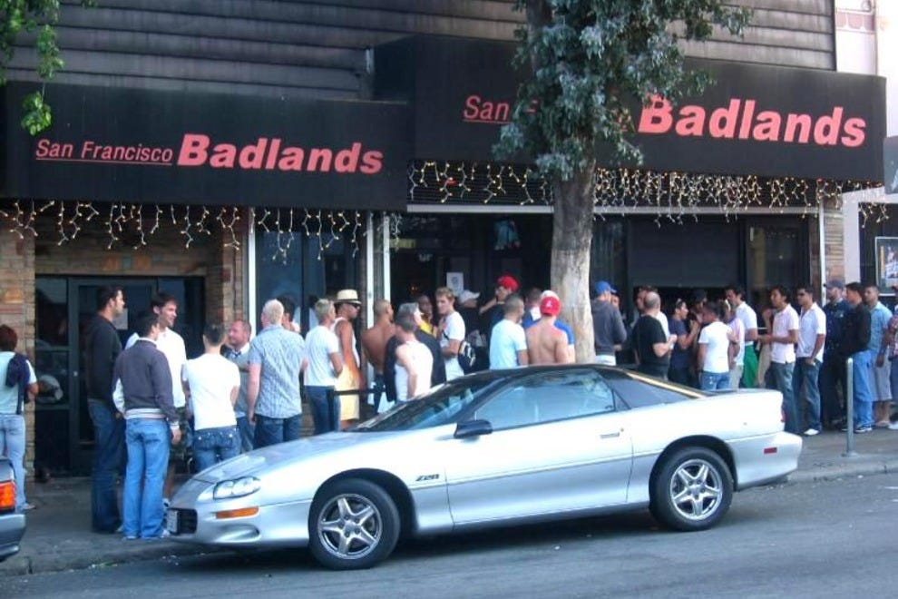 Gay Clubs In San Francisco 40