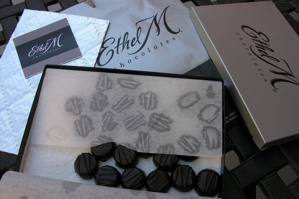 Ethel M® Chocolate Factory