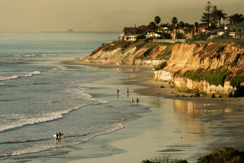Sand, Surf and Spectacular Scenery Make San Diego's Beaches Hard to Beat