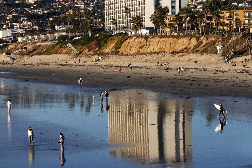 San Diego Beaches are a Place for Reflection