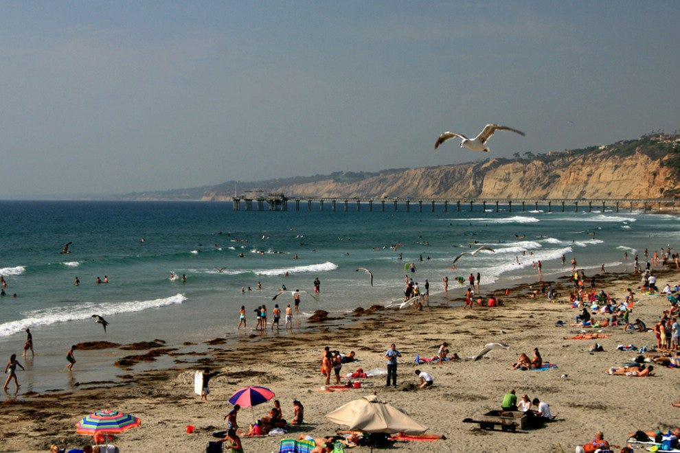 Summer on San Diego's Beaches Can't Be Beat