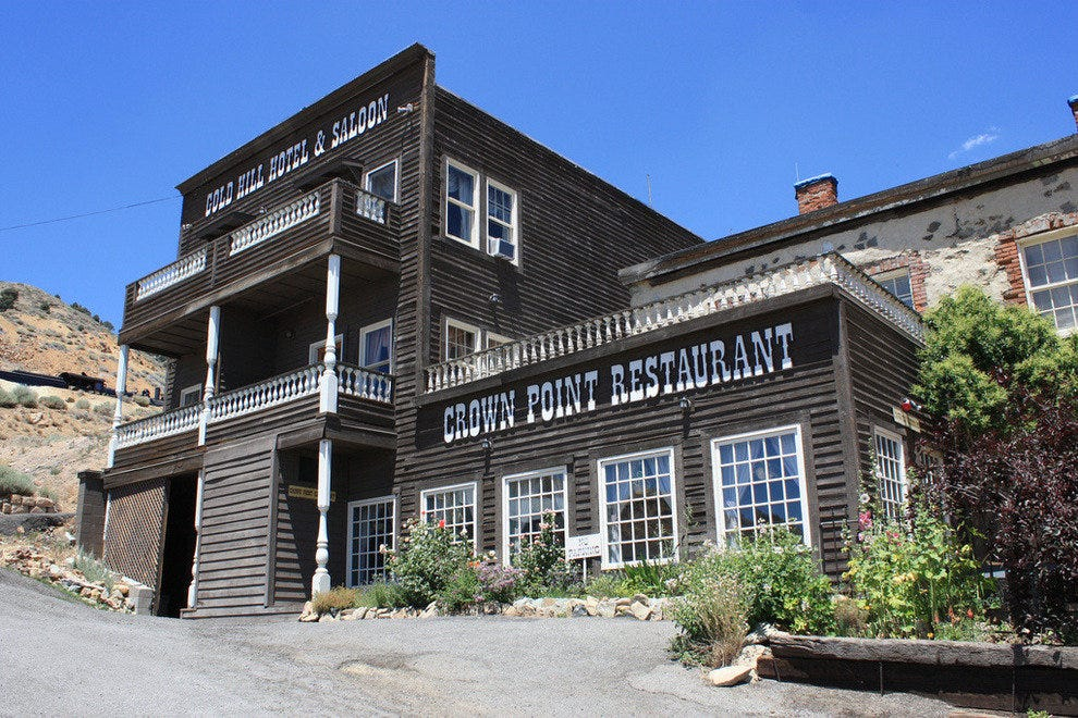 Gold Hill Hotel and Crown Point Restaurant
