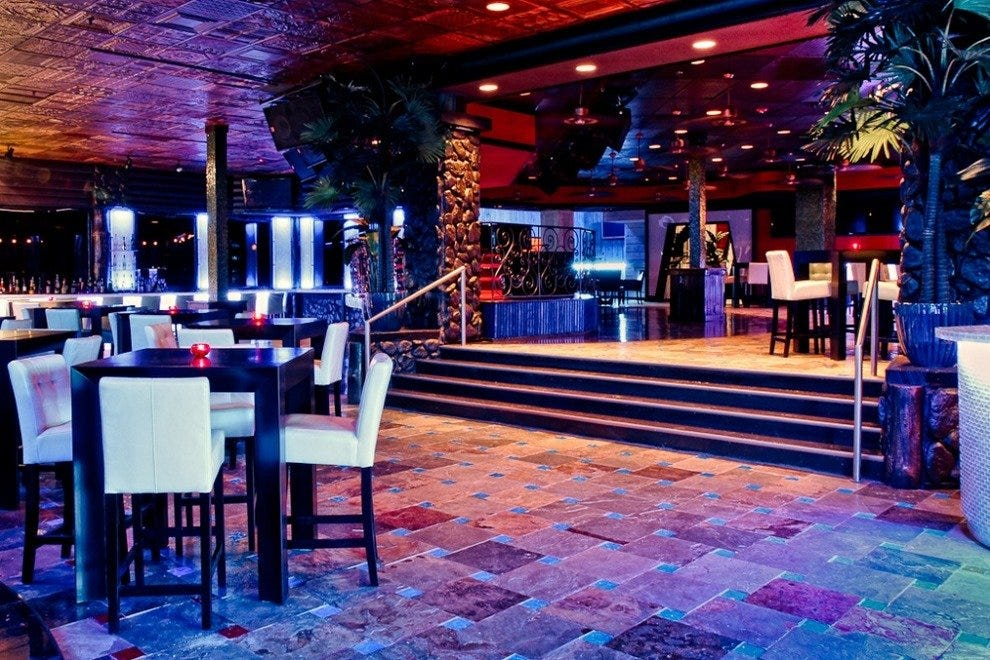 You don't have to leave Atlanta to visit Cuba. This upscale Buckhead venue  boasts 15,000 square feet of space and with three distinct rooms, each with  its ...