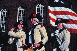 Boston for History Buffs: These Sites Transport You Back in Time