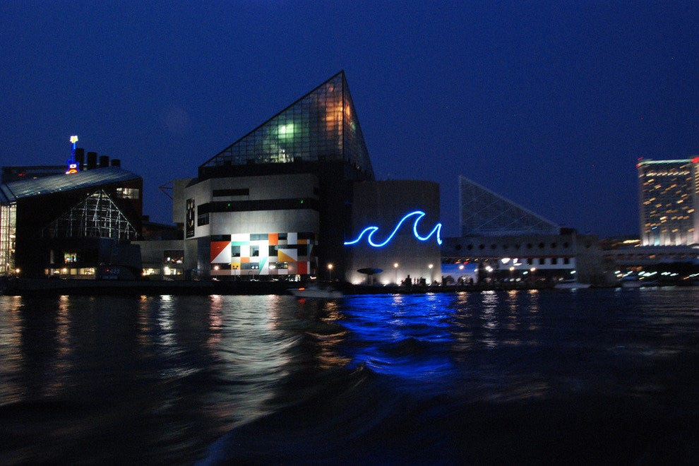 Dinner Cruise in Baltimore