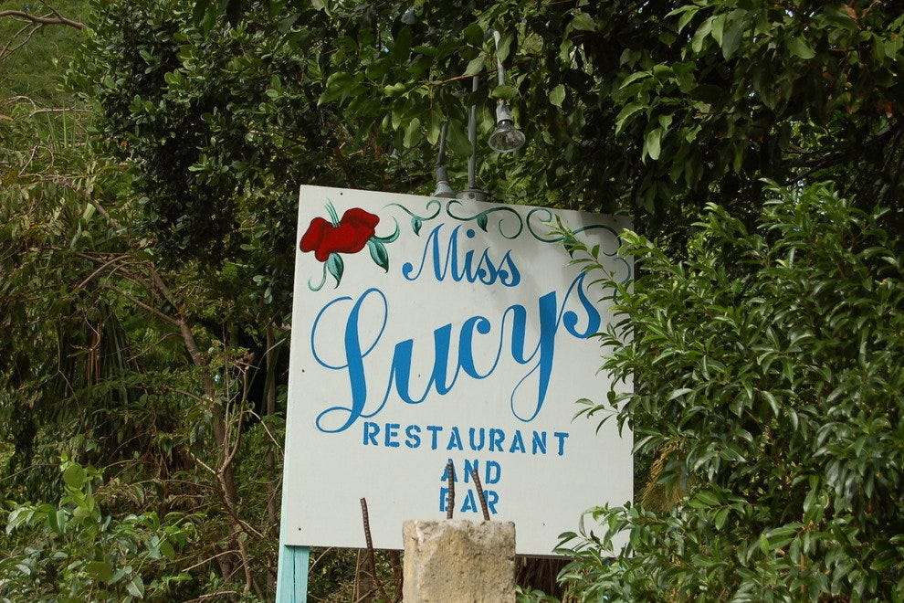 Miss Lucy's