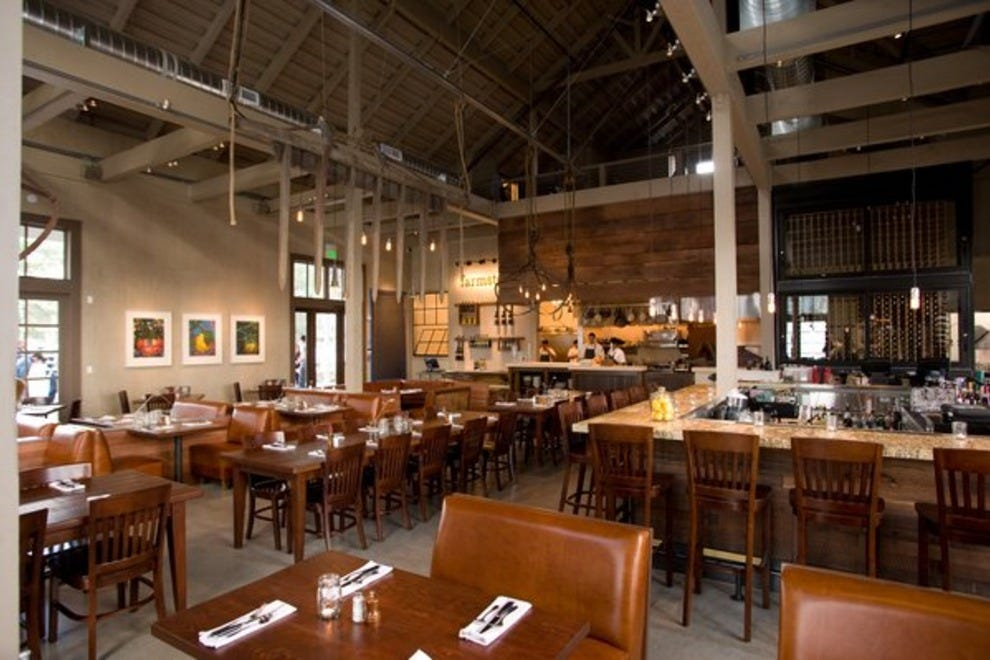 Napa valley happy hours 10best cocktail hour reviews for The farm restaurant napa