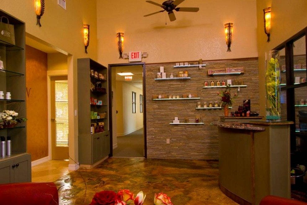 The Spa at Tween Waters is an Add-On You'd Enjoy!