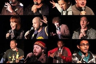 Twelve Shiny Nickels Standup Comedy Show
