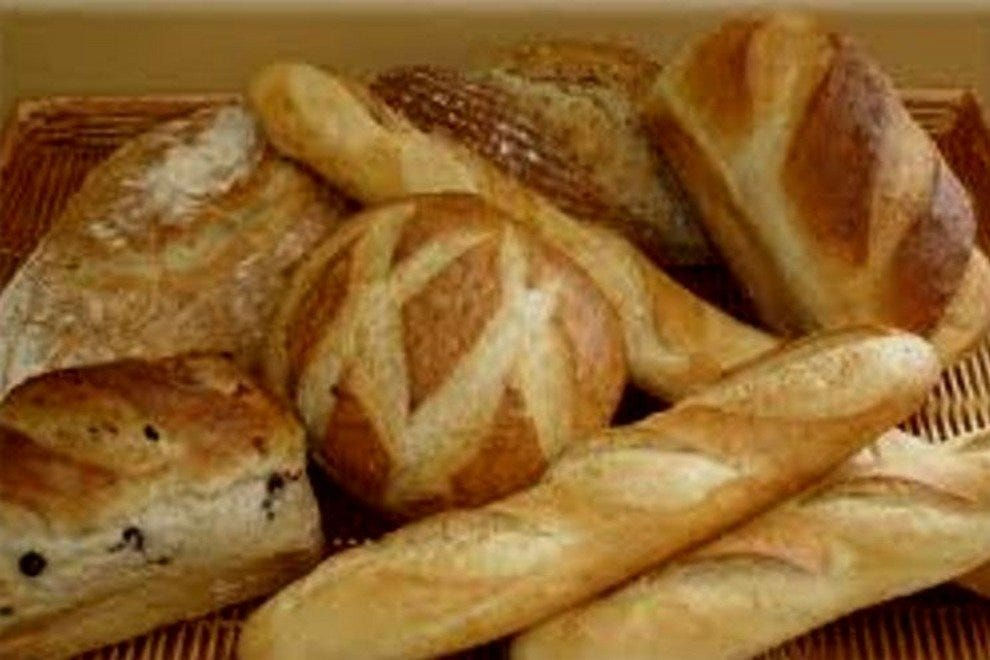 Scratch Baking excels in handmade breads and bagels