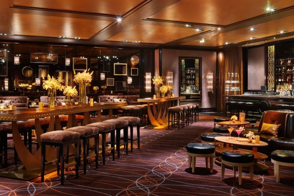 Upscale Lily Bar And Lounge Opens At Bellagio