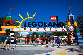 New, Exciting LEGOLAND Park Caters To Families