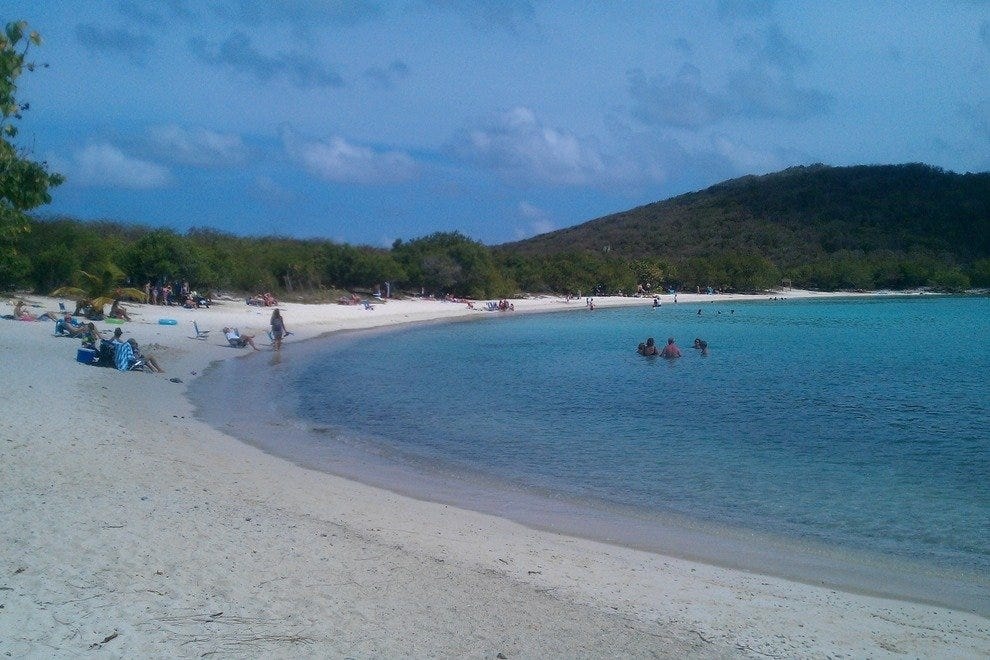 Salt Pond Bay Beach