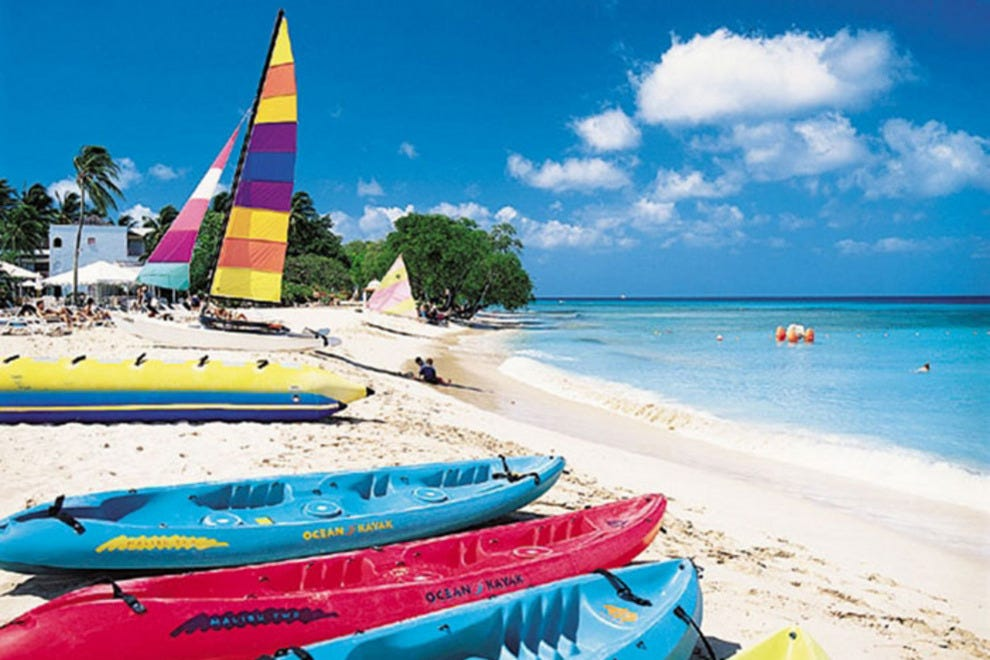 Sunny Barbados offers family fun at Almond Beach Village resort