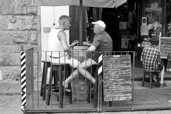 Pubs in Rome