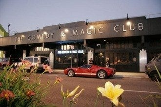 Comedy & Magic Club