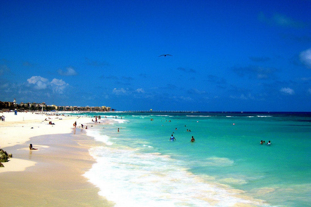 Cozumel, near Cancun, Mexico, is a popular Mexican getaway destination
