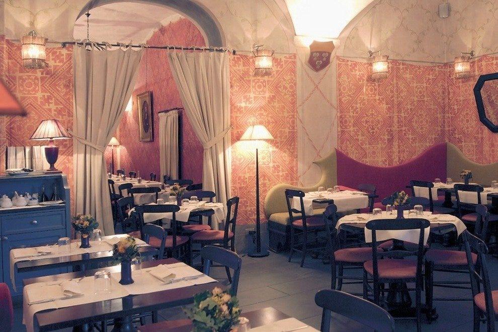 Frescobaldi Restaurant London Review