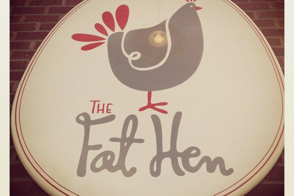 The Fat Hen recently took up roost in Ballard.