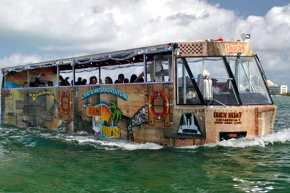 Miami Duck Tours Duck Tours