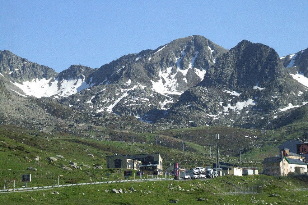 Andorra - Will 2012 bring the first medal to this tiny country?
