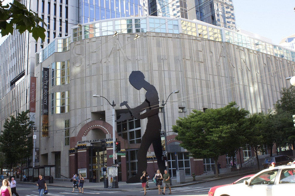 Seattle Art Museum Downtown