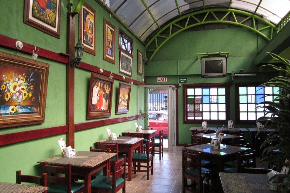 San Jos 233 S Best Restaurants Restaurants In Costa Rica