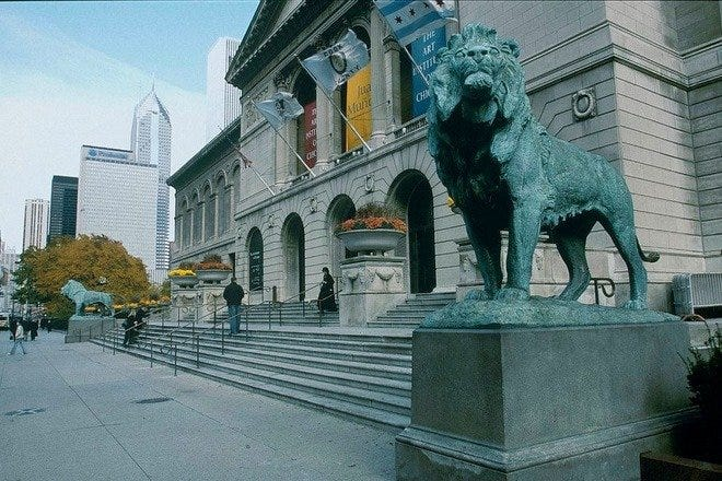 Museums in Chicago