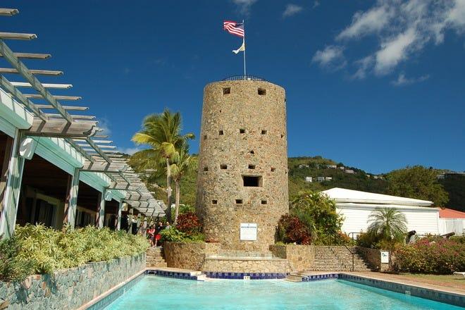 Sightseeing in U.S. Virgin Islands
