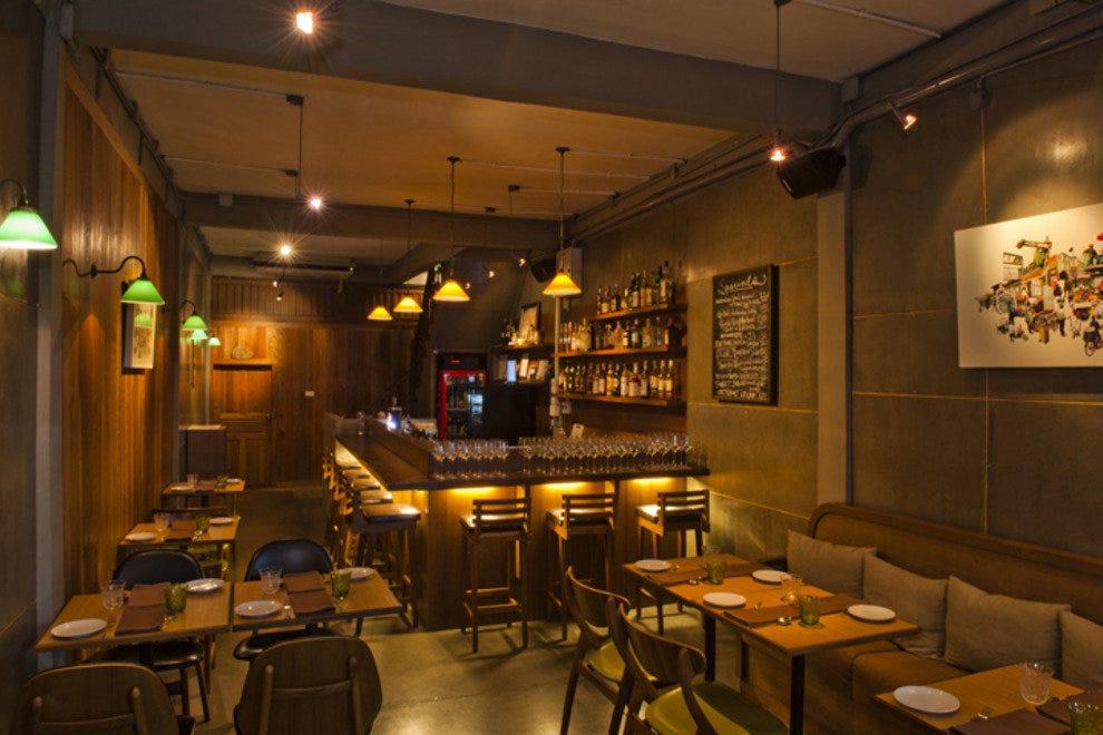 Soul Food Mahanakorn: Bangkok Restaurants Review - 10Best