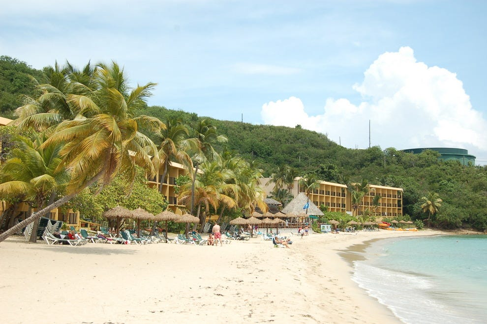 Best Western Emerald Beach Resort Saint Thomas