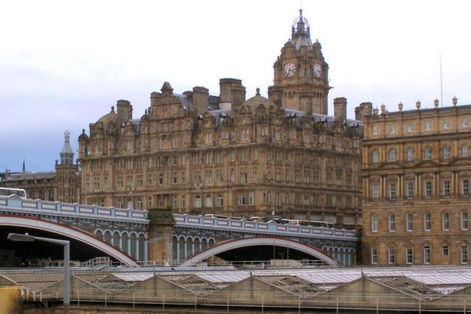 Edinburgh S Best Hotels And Lodging The Best Edinburgh Hotel