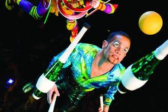 太阳马戏团:魔动之旅
