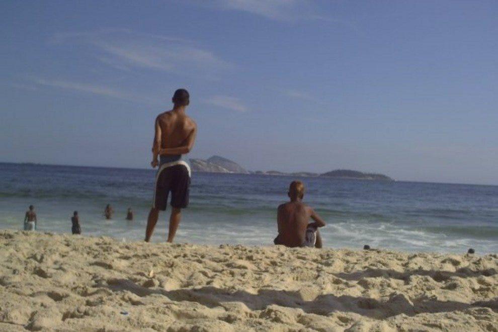 伊帕内玛海滩