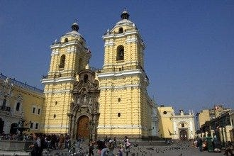 Museum Guided Tours Lima Peru