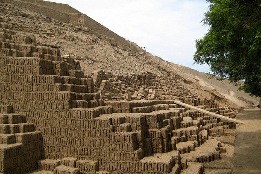 Huaca Pucllana(西提奥博物馆)