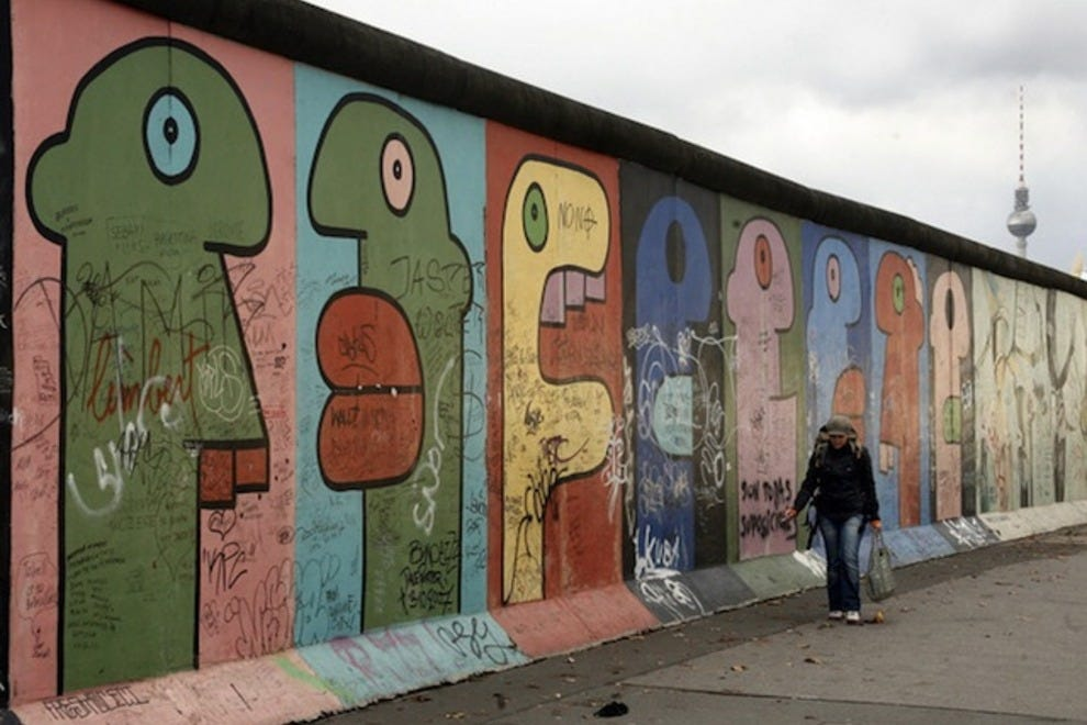 East Side Gallery