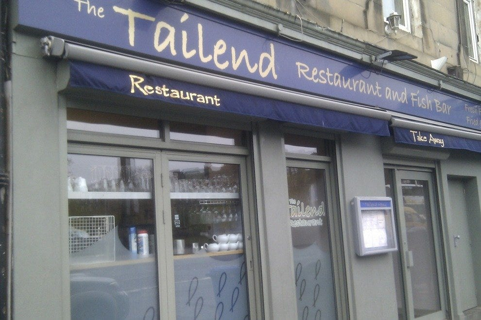 The Tailend Restaurant and Fish Bar