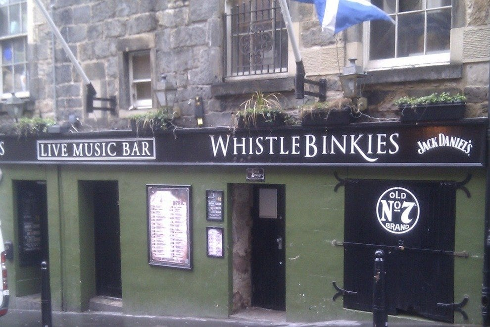 Whistle Binkies